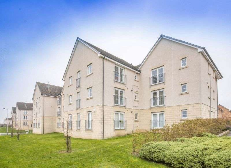 2 Bedrooms Flat for sale in Tarmachan Road, Dunfermline