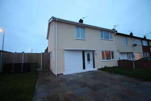 3 Bedrooms Terraced House for sale in Carr Meadow Hey, Bootle, Merseyside, L30 2NY