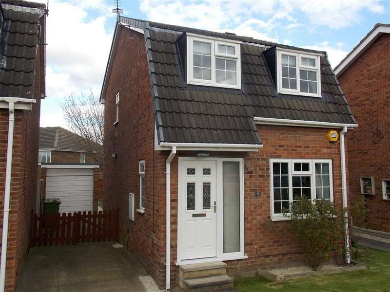 2 Bedrooms Detached House for sale in Rockwood Crescent, Calder Grove, WAKEFIELD, WF4