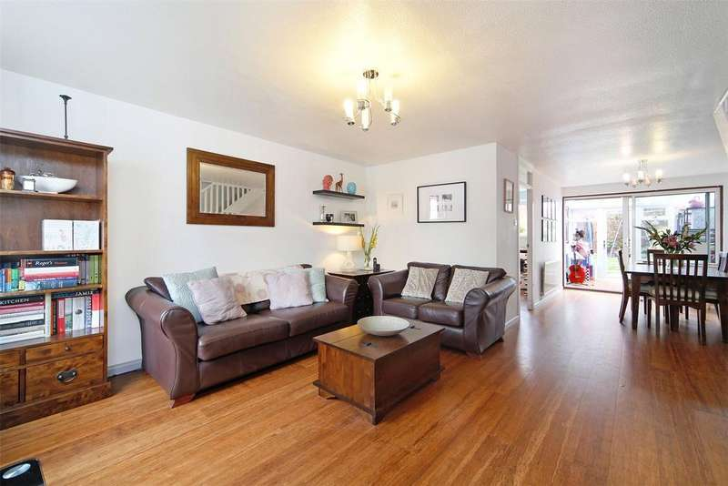 3 Bedrooms Terraced House for sale in Quaggy Walk, Blackheath, London, SE3