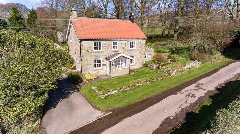 4 Bedrooms Detached House for sale in ., Chopgate, North Yorkshire