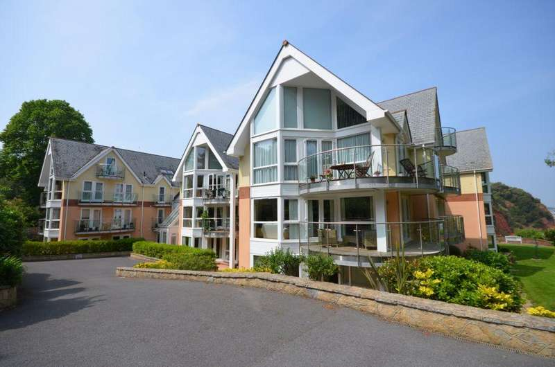 2 Bedrooms Flat for sale in Old Teignmouth Road, Dawlish, EX7