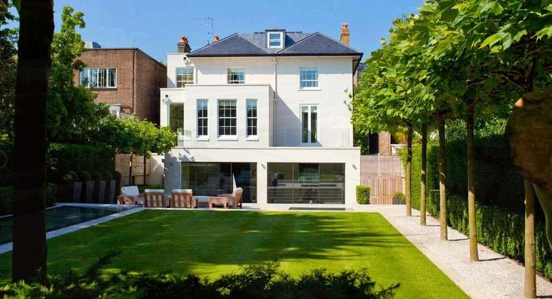 5 Bedrooms Detached House for rent in Hamilton Terrace, St John's Wood, London, NW8