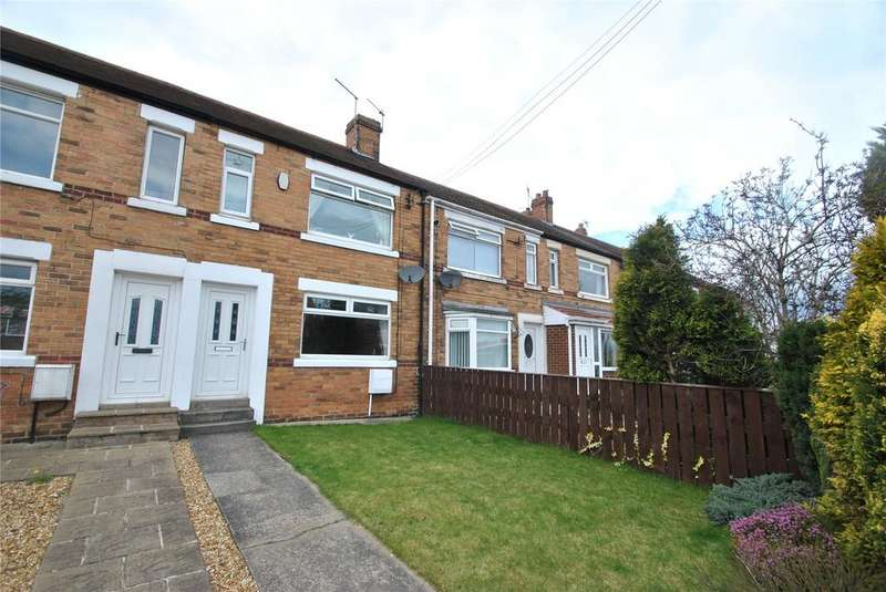 2 Bedrooms Terraced House for sale in Jubilee Avenue, Seaham, Co. Durham, SR7