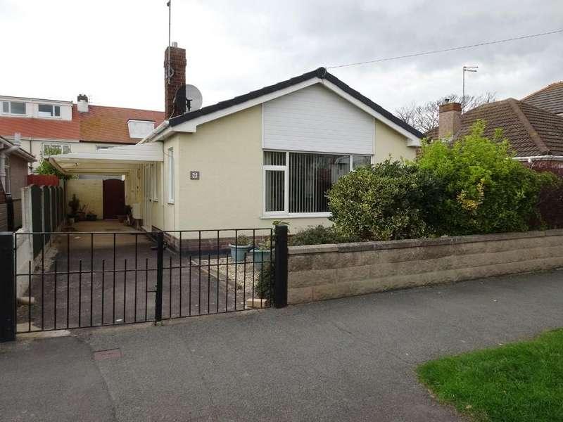2 Bedrooms Detached Bungalow for sale in Kendal Road, Kinmel Bay