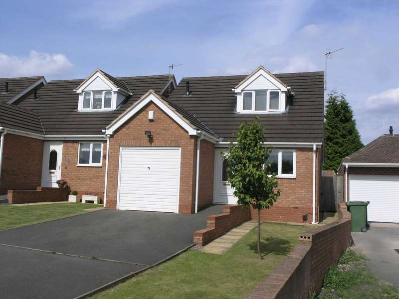 2 Bedrooms Detached Bungalow for sale in The Straits, Lower Gornal, Dudley