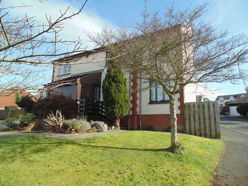 3 Bedrooms Semi Detached House for sale in Hunters Gate, Okehampton