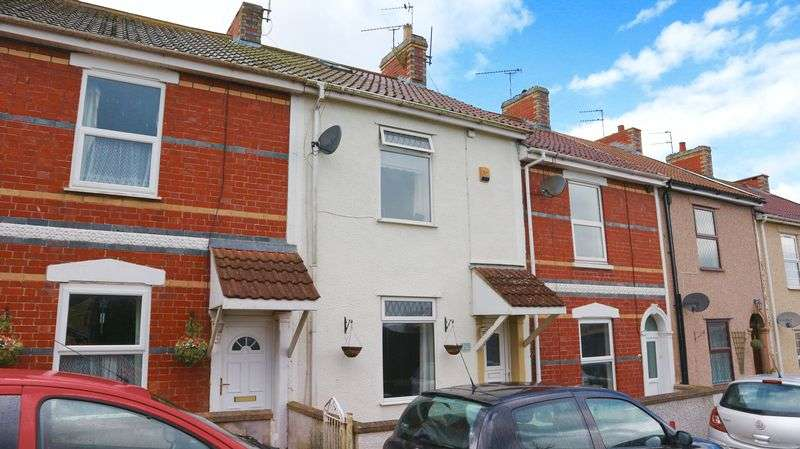 2 Bedrooms Terraced House for sale in Brighton Place, Kingswood, BS15 1QY