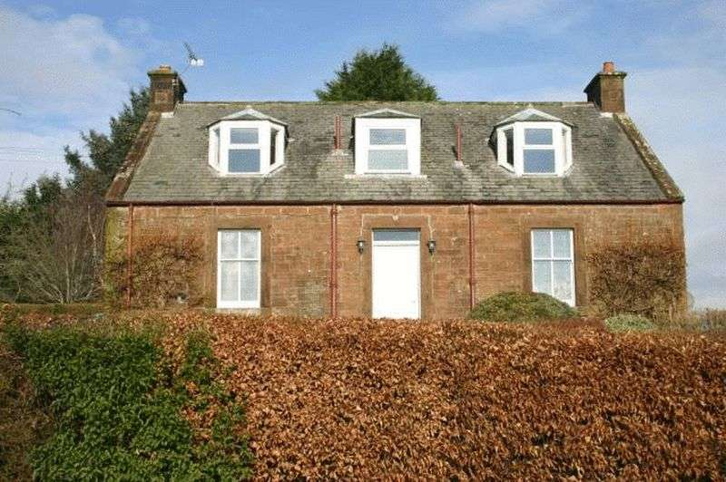 3 Bedrooms Detached House for sale in Dalton, Lockerbie