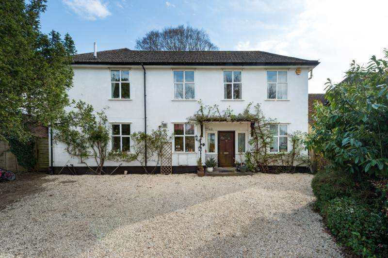 5 Bedrooms Detached House for sale in London Road, Headington, Oxford, Oxfordshire