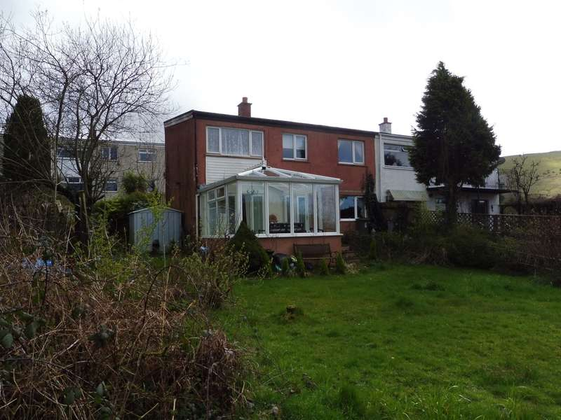 3 Bedrooms Semi Detached House for sale in Dimbath Avenue, Blackmill, Bridgend