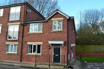2 Bedrooms Apartment Flat for sale in Victoria court, Platt Bridge, Wigan, WN2 5AU