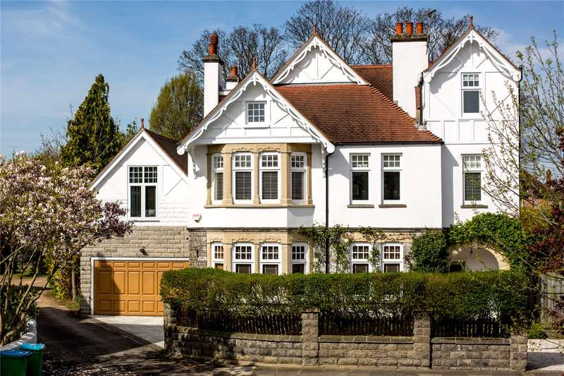 6 Bedrooms Detached House for sale in St. James's Avenue, Hampton Hill, Hampton, TW12