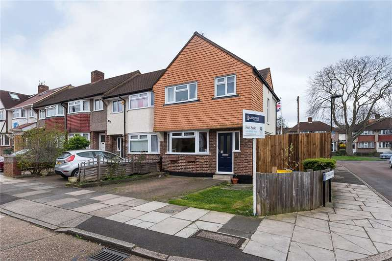 3 Bedrooms House for sale in Fulwell Park Avenue, Twickenham, TW2