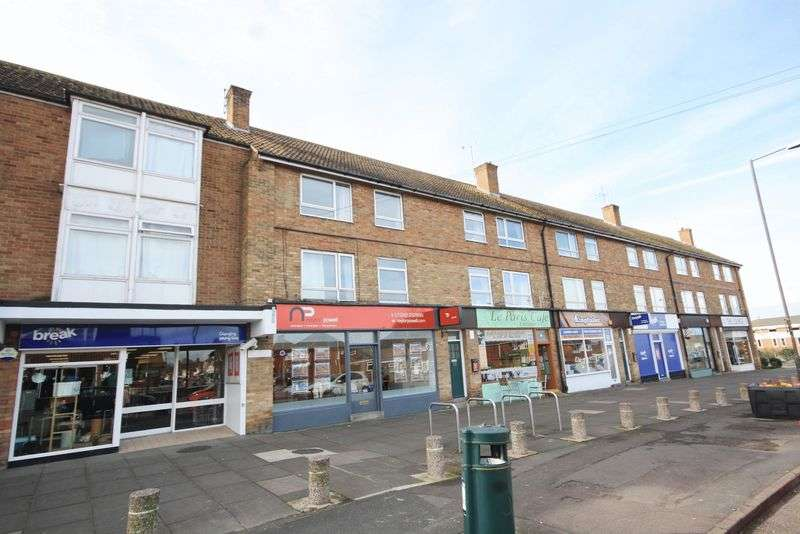 2 Bedrooms Flat for sale in Salisbury Avenue, Warden Hill, Cheltenham