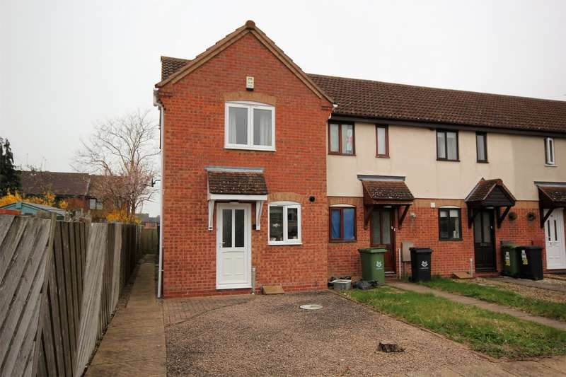2 Bedrooms End Of Terrace House for sale in Cranesbill Drive, St. Peters, Worcester
