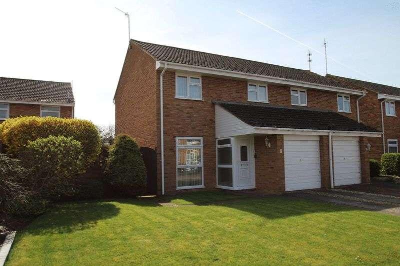 3 Bedrooms Semi Detached House for sale in Abney Moor, Swindon