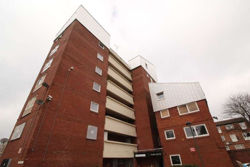 1 Bedroom Flat for sale in Upper Temple Walk, Leicester, LE4