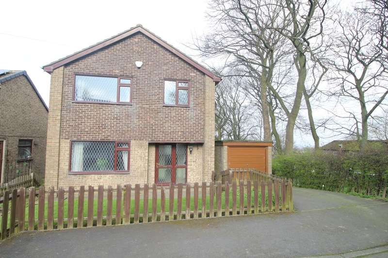 3 Bedrooms Detached House for sale in Grey Friar Walk, Bradford, BD7
