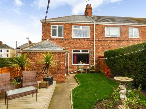 3 Bedrooms End Of Terrace House for sale in North Road, Withernsea, East Riding of Yorkshire