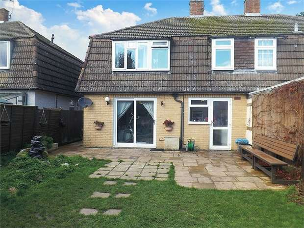 4 Bedrooms Semi Detached House for sale in Norreys Avenue, Wokingham, Berkshire
