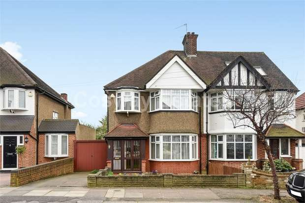 3 Bedrooms Semi Detached House for sale in Tithe Walk, Mill Hill, London