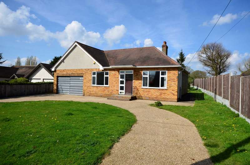 4 Bedrooms Detached House for sale in Glebe Road, Billericay