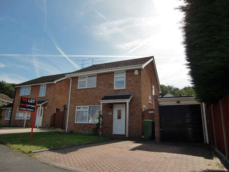 3 Bedrooms Detached House for sale in Frimley, Camberley