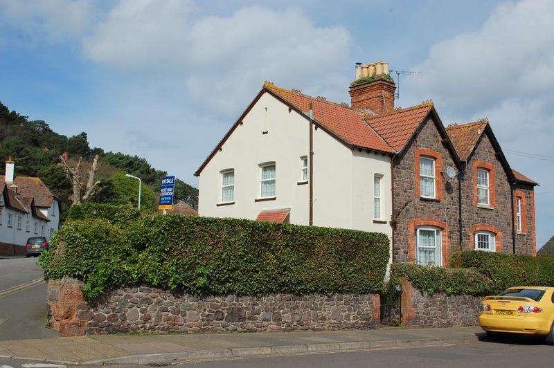2 Bedrooms Semi Detached House for sale in Blenheim Road, Minehead TA24
