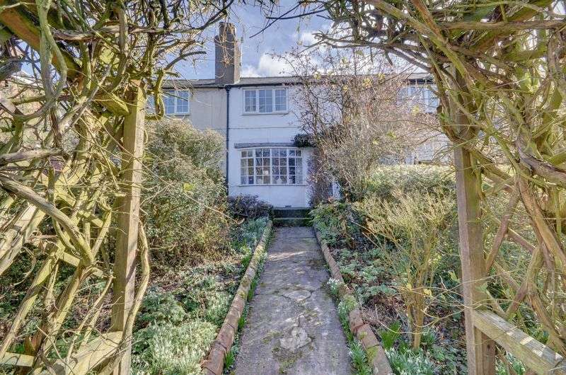 2 Bedrooms Cottage House for sale in Office Row, Grosmont