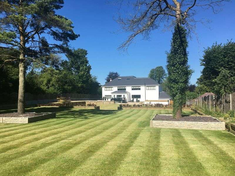 6 Bedrooms Detached House for sale in Stonehouse Road, Sevenoaks