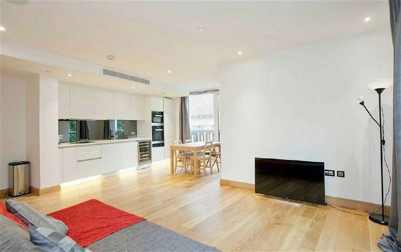 3 Bedrooms Property for sale in The Courthouse, Westminster, London, SW1P