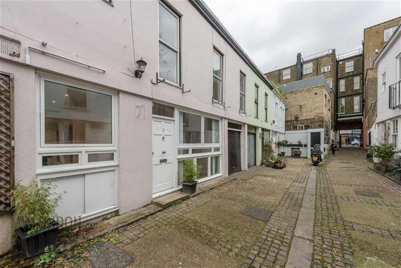 2 Bedrooms Property for sale in Old Manor Yard, Earls Court, London, SW5