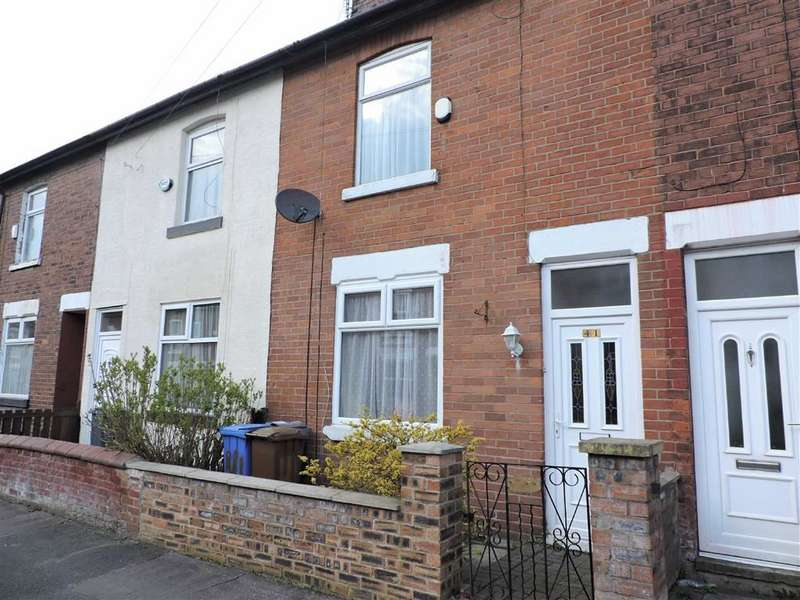 2 Bedrooms Property for sale in Watts Street, Levenshulme, Manchester