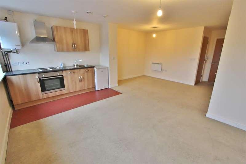 1 Bedroom Studio Flat for sale in Ecclesall Heights, William Street, Sheffield, S10 2BG