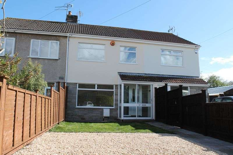 3 Bedrooms Terraced House for sale in Mead Road, North Weston