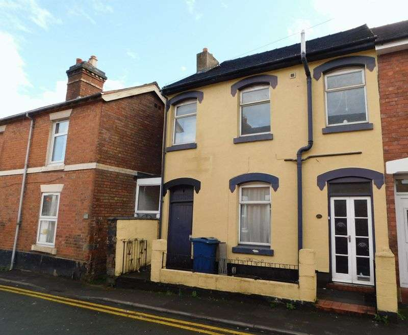 2 Bedrooms Terraced House for sale in Albert Terrace, Stafford