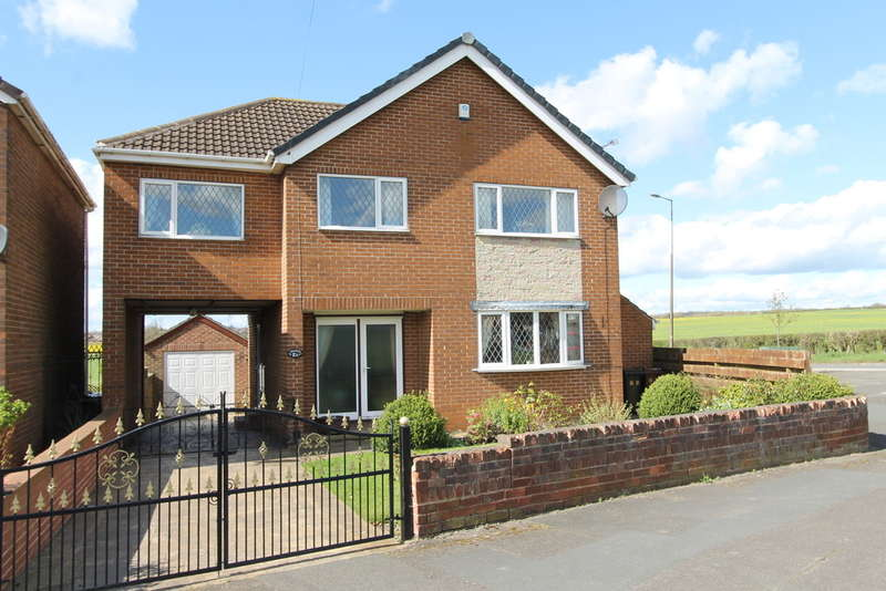 4 Bedrooms Detached House for sale in Rectory Lane, Thurnscoe, S63 0RS