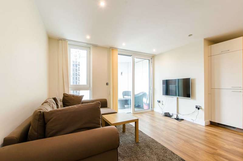 1 Bedroom Flat for sale in Buckle Street, Aldgate, E1