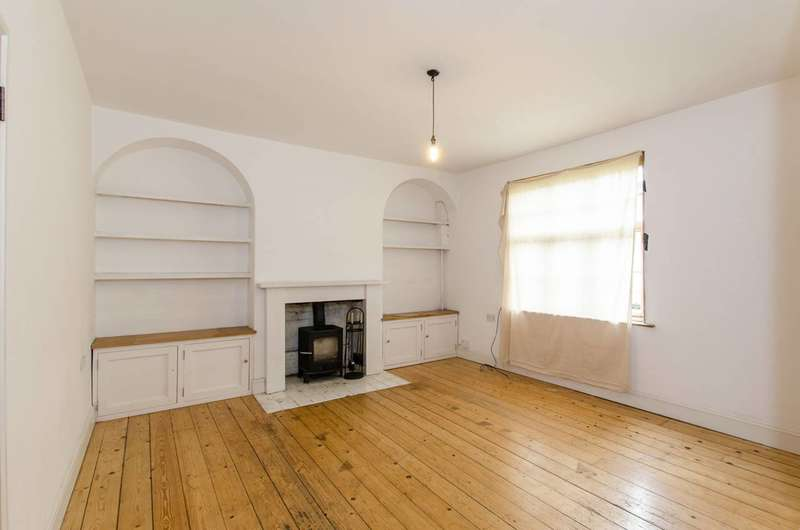 2 Bedrooms House for sale in Johnston Terrace, Cricklewood, NW2