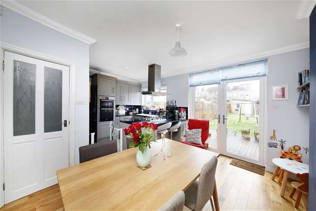 3 Bedrooms Terraced House for sale in Cranston Road, Forest Hill