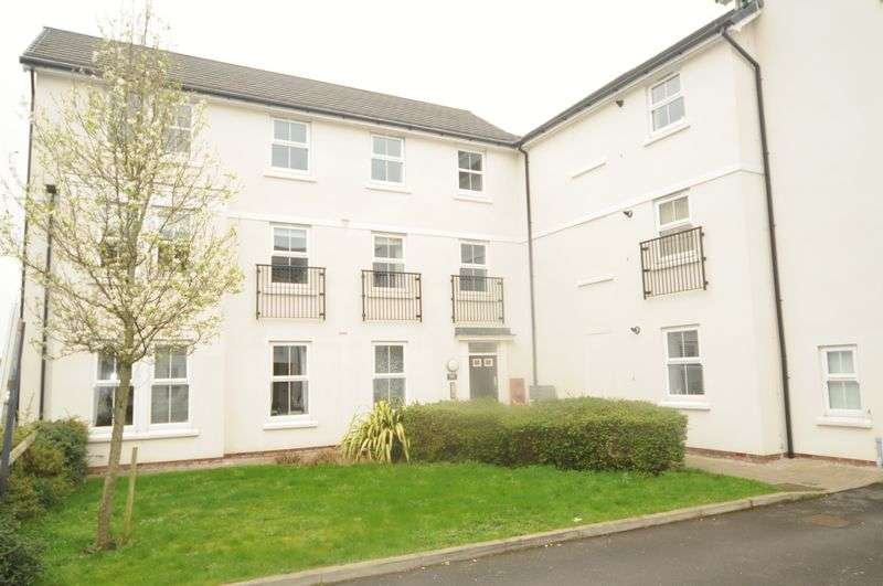 2 Bedrooms Flat for sale in Imperial Court, Warrington