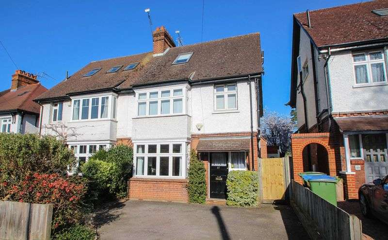5 Bedrooms Semi Detached House for sale in Hare Lane, Claygate, Esher