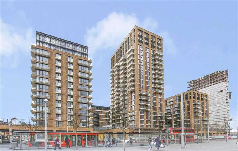 2 Bedrooms Flat for sale in Kinetic, Canon Square, Woolwich Arsenal