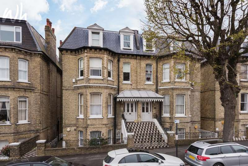 2 Bedrooms Apartment Flat for sale in Wilbury Road, Hove BN3