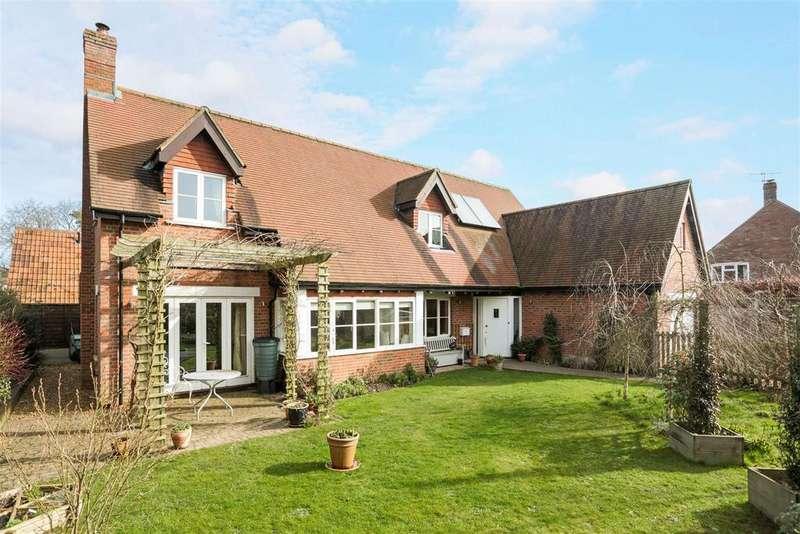3 Bedrooms House for sale in Back Lane, Great Bedwyn, Marlborough