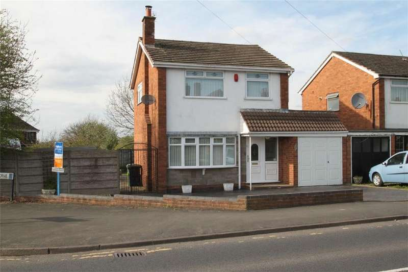 3 Bedrooms Detached House for sale in Amblecote Road, BRIERLEY HILL, West Midlands