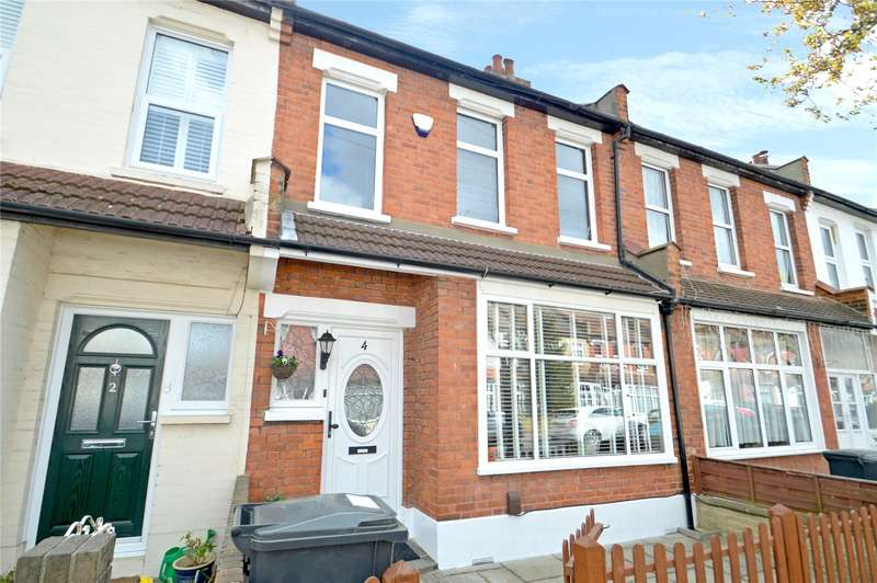 3 Bedrooms Terraced House for sale in Aschurch Road, Croydon