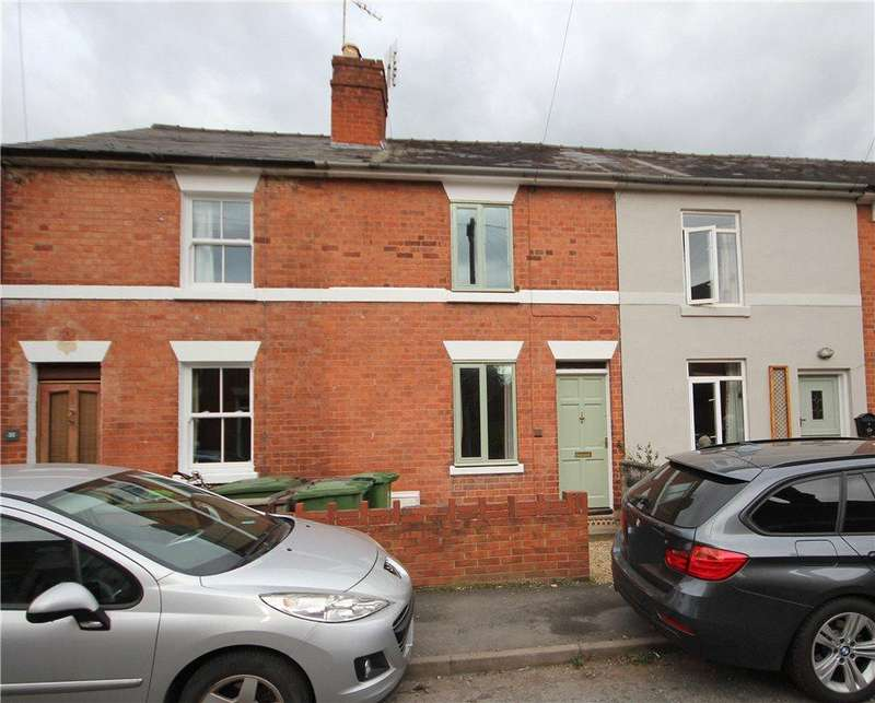 3 Bedrooms Terraced House for sale in Foley Street, Hereford, HR1