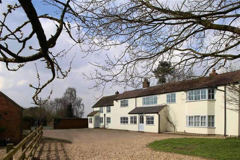 5 Bedrooms Detached House for sale in Ashby Road, FROLESWORTH, Leicestershire